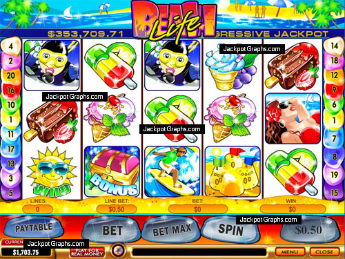 Play Beach Life at Gala Casino