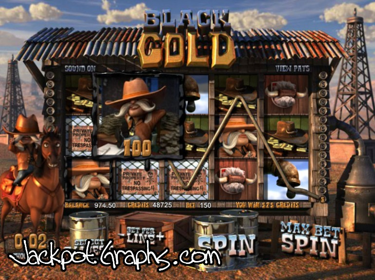 Black Gold Slots