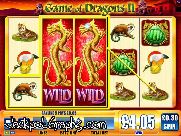 Game of dragons 2 slot machine free