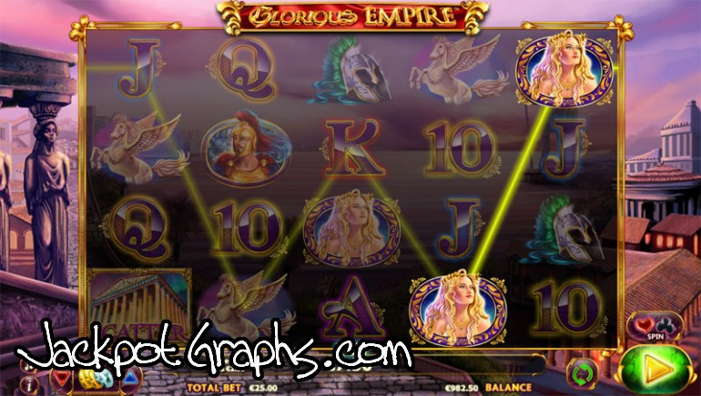 Glorious Empire - Rizk Casino