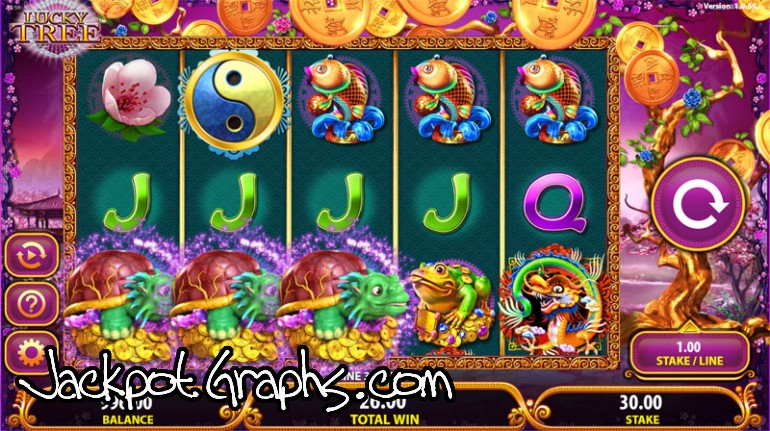 Lucky Tree Slot Machine Online ᐈ Bally™ Casino Slots
